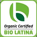 Biolatina Organic Certified